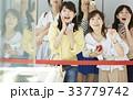 イベントに参加する女性 33779742
