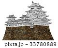 姫路城 33780889