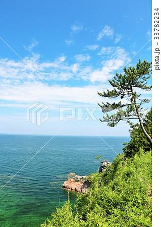 大分県 姫島の観音崎からの風景 33782234