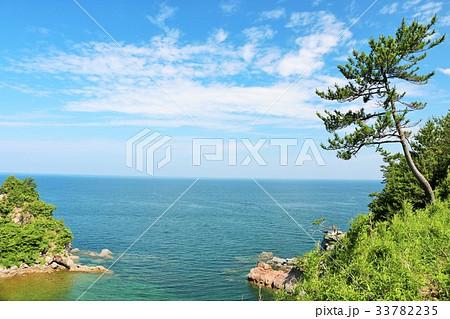 大分県 姫島の観音崎からの風景 33782235