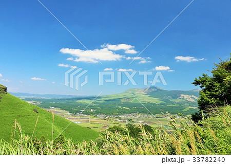 熊本県 豊後街道二重峠からの眺め 33782240