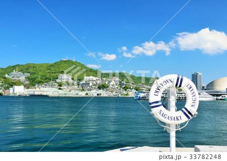 長崎県 長崎の海 33782248