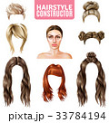Hairstyles For Women Constructor 33784194