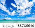 青空 雲 沖縄県の写真 33786640