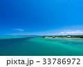 青空 沖縄県 海の写真 33786972