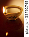Indian oil lamp 33792745