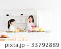 母子(キッチン) 33792889