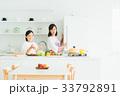 母子(キッチン) 33792891