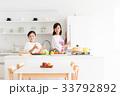 母子(キッチン) 33792892