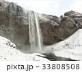 アイスランドの滝 33808508