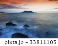 城山 城山日出峰 済州島の写真 33811105