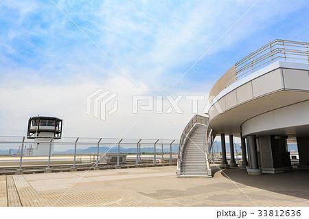 九州佐賀国際空港 -展望デッキ- 33812636
