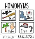 Homonyms Flash Cards 33813721