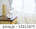 目覚まし時計 時計 寝室 ベッドルーム 33813875