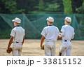 高校球児の練習風景 33815152