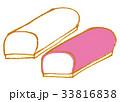 蒲鉾 水彩画 33816838