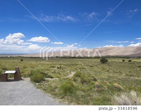 グランドサンドデューンズ国立公園 33818596