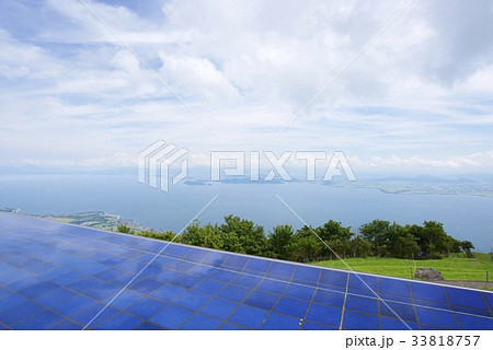 びわ湖テラスからの眺め 33818757
