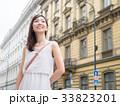 海外旅行 女性 旅行の写真 33823201
