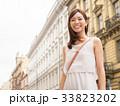 海外旅行 女性 旅行の写真 33823202
