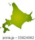 北海道地図 33824062