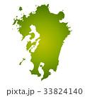 九州地図 33824140
