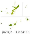 沖縄県地図 33824168