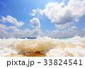 沖縄の美しい海と空 33824541