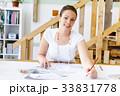 建築士 建築家 設計士の写真 33831778