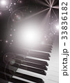 ピアノ ピアノコンサート ピアノ発表会のイラスト 33836182