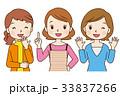 女性 主婦 グループ 33837266