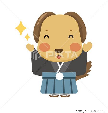 犬【年賀状・シリーズ】 33838639