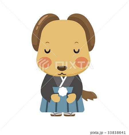 犬【年賀状・シリーズ】 33838641