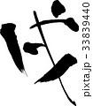 戌 文字素材 33839440