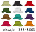 帽子 ハット ベクターのイラスト 33843663