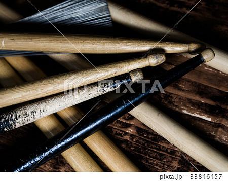 ドラムスティック 33846457
