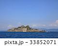 世界文化遺産 軍艦島(端島) 33852071