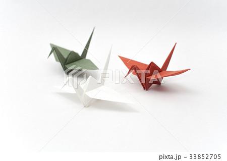 折り鶴 33852705