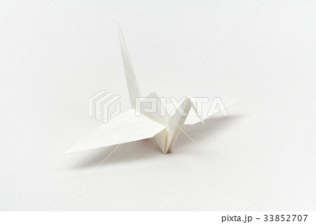 鶴の折り紙 33852707