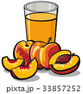 fresh peaches juice 33857252