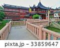 豫園商城 湖心亭と緑波廊 33859647