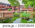 豫園商城 湖心亭と緑波廊 33859649