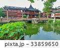 豫園商城 湖心亭と緑波廊 33859650