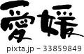 愛媛 県名 地名のイラスト 33859849