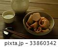 里芋とイカの煮物 33860342