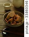 里芋とイカの煮物 33860346