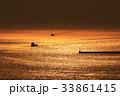 長崎 夕陽 夕暮れの写真 33861415