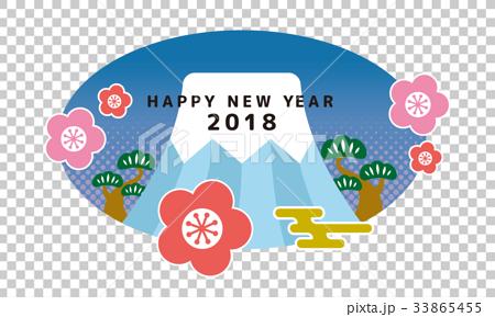2018【年賀状・シリーズ】 33865455