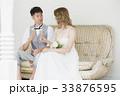 結婚式 結婚 ブライダルの写真 33876595