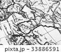 古地図 朝鮮半島 33886591